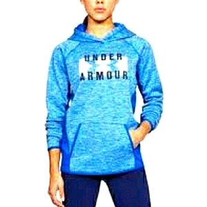 Under Armour Storm Womens Hoodie - Blue Heather